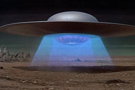 UFOs and the CIA: A Close Encounter Of The Wrong Kind