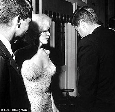Nightmare Alley: The CIA Memo On Marilyn Monroe, JFK & UFOs